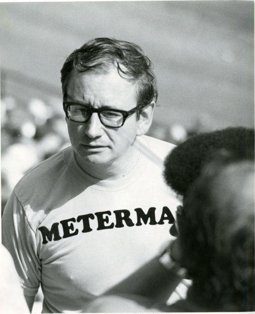 Carleton Professor of Chemistry, Jerry Mohrig