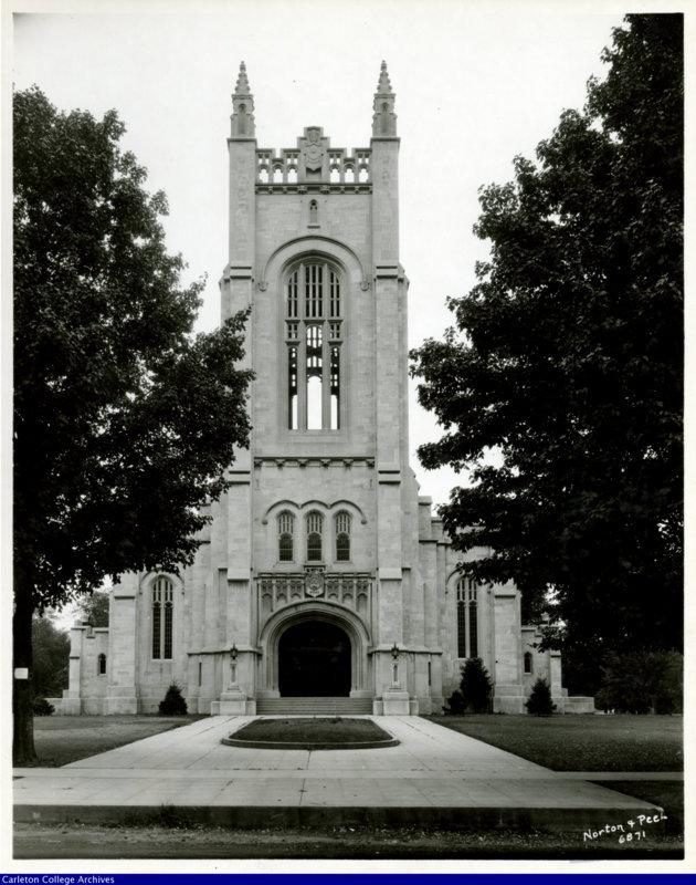 Skinner Memorial Chapel 1926