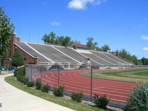 Laird Stadium ca. 2010